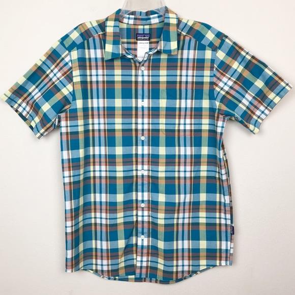 Patagonia Other - Patagonia organic cotton button down shirt